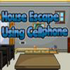 House Escape Using Cellphone