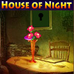 House Of Night Escape Games4King