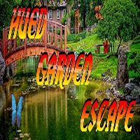 Hued Garden Escape EightGames