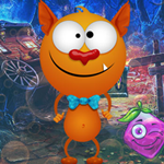 Humour Monster Escape Games4King
