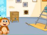 Hunger Monkey Escape 3 The Escape Games