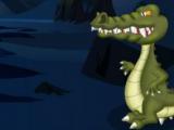 Hungry Crocodile Escape GamesClicker