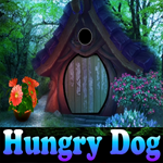 Hungry Dog Escape Games4King