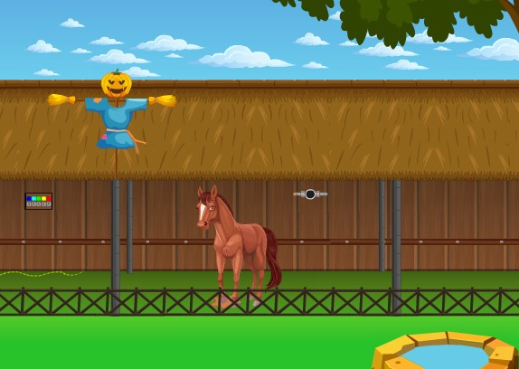 Hungry Horse Escape Games2Jolly