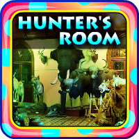 Hunters Room Escape AvmGames