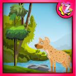 Hyena Forest Escape GamesZone15