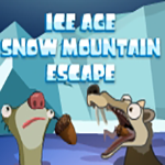 Ice Age Snow Mountain Escape GenieFunGames