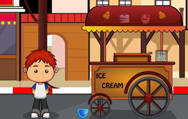 Ice Cream Bar Escape Games2Jolly