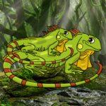 Iguana Forest Escape WowEscape