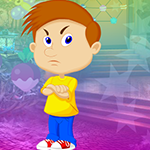 Indignant Boy Escape Games4King