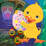 Infant Duck Rescue Games4King