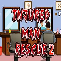Injured Man Escape 2 Games2Jolly