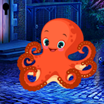 Innocent Octopus Escape Games4King