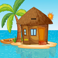 Island Hut House Escape Games2Jolly