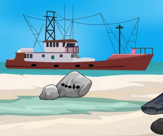 Island Rescue Ship Escape YolkGames