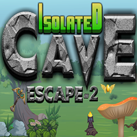 Isolated Cave Escape 2 ENAGames