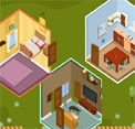 Isometric House Escape EightGames