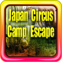 Japan Circus Camp Escape AvmGames