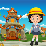 Japanese Girl Rescue Games4King
