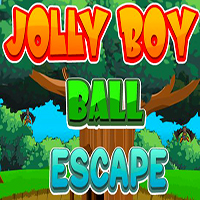 Jolly Boy Ball Escape Games2Jolly