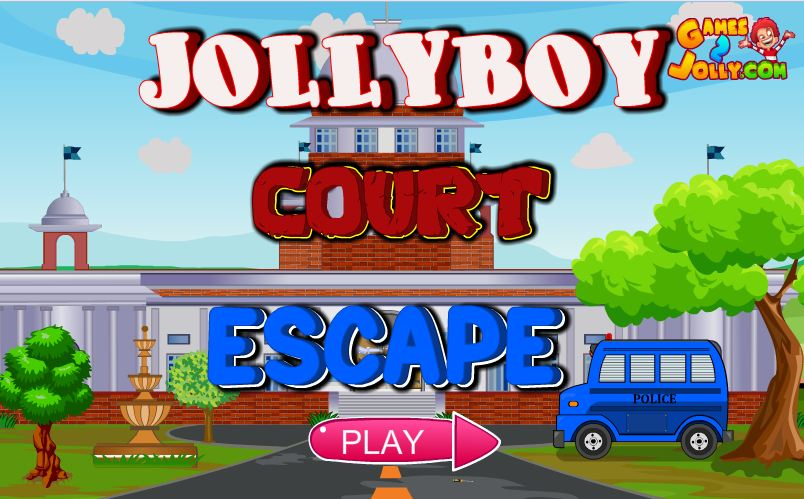 Jolly Boy Court Escape Games2Jolly