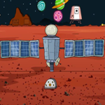 Jolly Boy Escape From Mars Games2Jolly