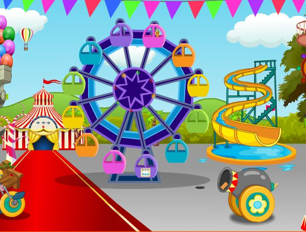 Jolly Boy Ferris Wheel Escape Games2Jolly