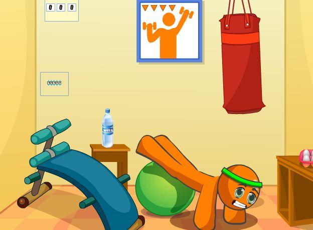 Jolly Boy Gym Escape Games2Jolly