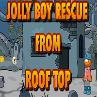 Jolly Boy Rescue From Roof Top Games2Jolly