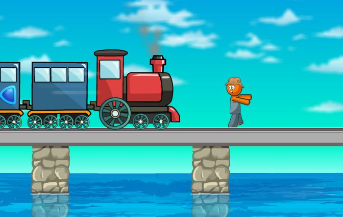 Jolly Boy Train Escape Games2Jolly