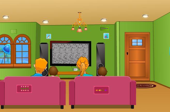 Jolly Family TV Escape Games2Jolly