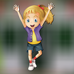 Joyful Girl Escape AvmGames