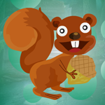 Joyous Squirrel Escape Games4King