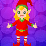 Jubilant Elf Boy Escape Games4King