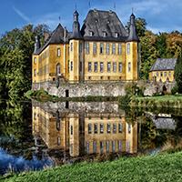 Juchen Chateau De Dyck Puzzle OceanDesJeux