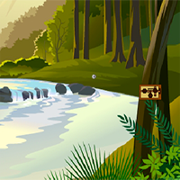 Jungle Forest Escape Game 2 MeenaGames