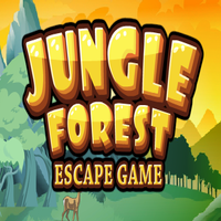 Jungle Forest Escape Game MeenaGames