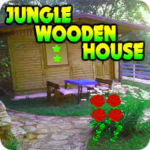 Jungle Wooden House Escape AvmGames
