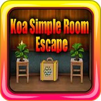 Kao Simple Room Escape AvmGames