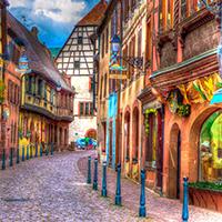 Kaysersberg Alsace Puzzle OceanDesJeux