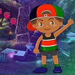 Kenya Boy Escape Games4King