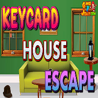 Keycard House Escape Games2Jolly