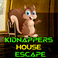 Kidnappers House Escape ZoooGames