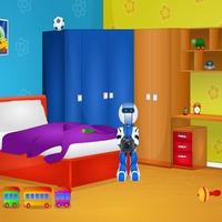 Kids Bed Room Escape TollFreeGames