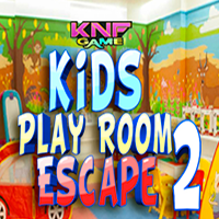 Kids Play Room Escape 2 KNFGames