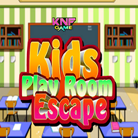 Kids Play Room Escape KNFGames