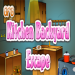 Kitchen Backyard Escape GenieFunGames