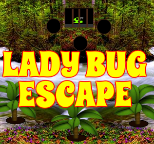 Lady Bug Escape GamesNovel