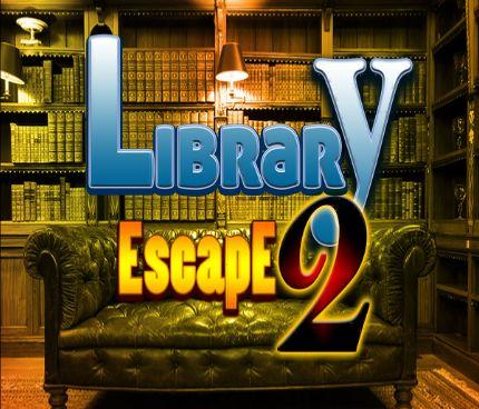 Library Escape 2 ENA