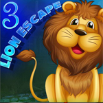 Lion Escape 3 Games4King